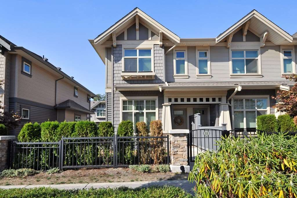 "Main Photo: 11 31125 WESTRIDGE Place in Abbotsford: Abbotsford West Townhouse for sale in ""Kinfield"" : MLS(r) # R2168482"