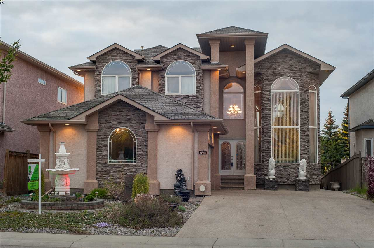 Main Photo: 10804 6 Avenue in Edmonton: Zone 55 House for sale : MLS® # E4065481