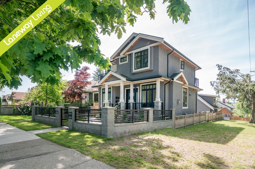 Main Photo: 3502 TURNER Street in Vancouver: Renfrew VE House for sale (Vancouver East)  : MLS® # R2176469