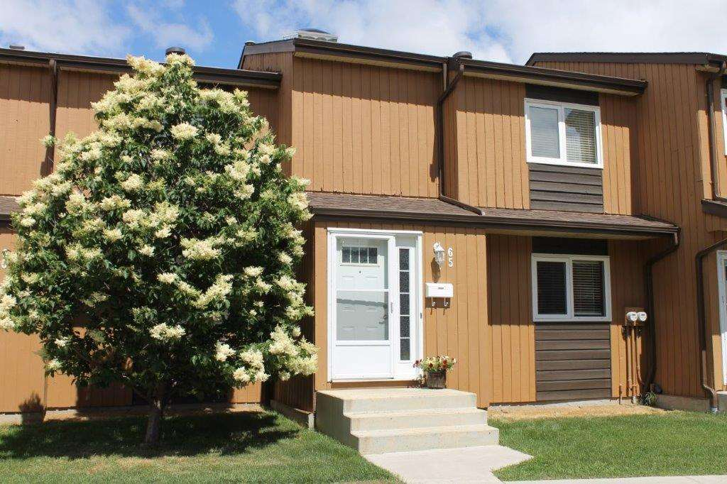 Main Photo: 65 3115 119 Street in Edmonton: Zone 16 Townhouse for sale : MLS(r) # E4070649