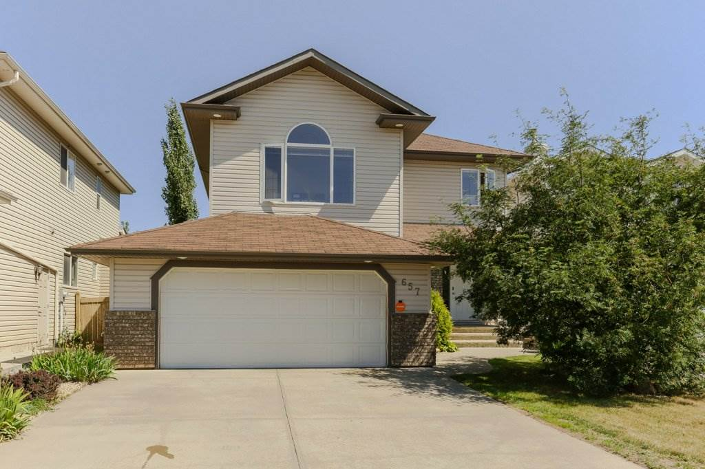 Main Photo: 657 SILVER BERRY Road in Edmonton: Zone 30 House for sale : MLS(r) # E4072951
