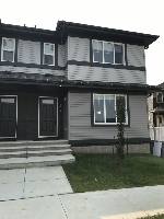Main Photo: 197 RADCLIFFE Wynd: Fort Saskatchewan House Half Duplex for sale : MLS® # E4078113
