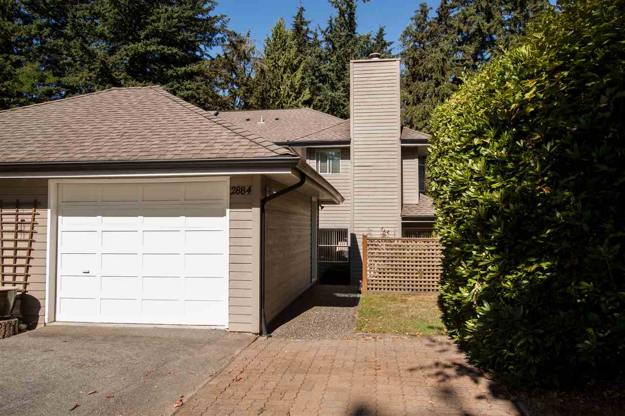 "Main Photo: 2884 MT SEYMOUR Parkway in North Vancouver: Blueridge NV Townhouse for sale in ""MCCARTNEY LANE"" : MLS®# R2202290"