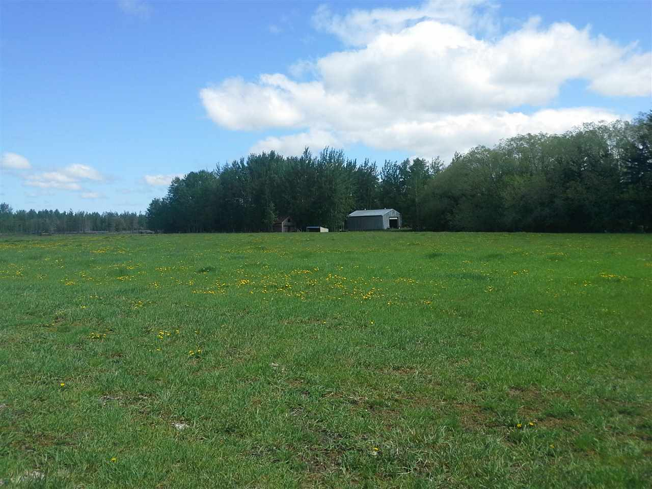 Main Photo: 11 TWP RD 652: Rural Lesser Slave River M.D. Rural Land/Vacant Lot for sale : MLS®# E4082336