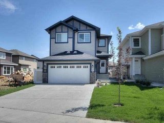 Main Photo: 1742 HAMMOND Crescent in Edmonton: Zone 58 House for sale : MLS® # E4082546