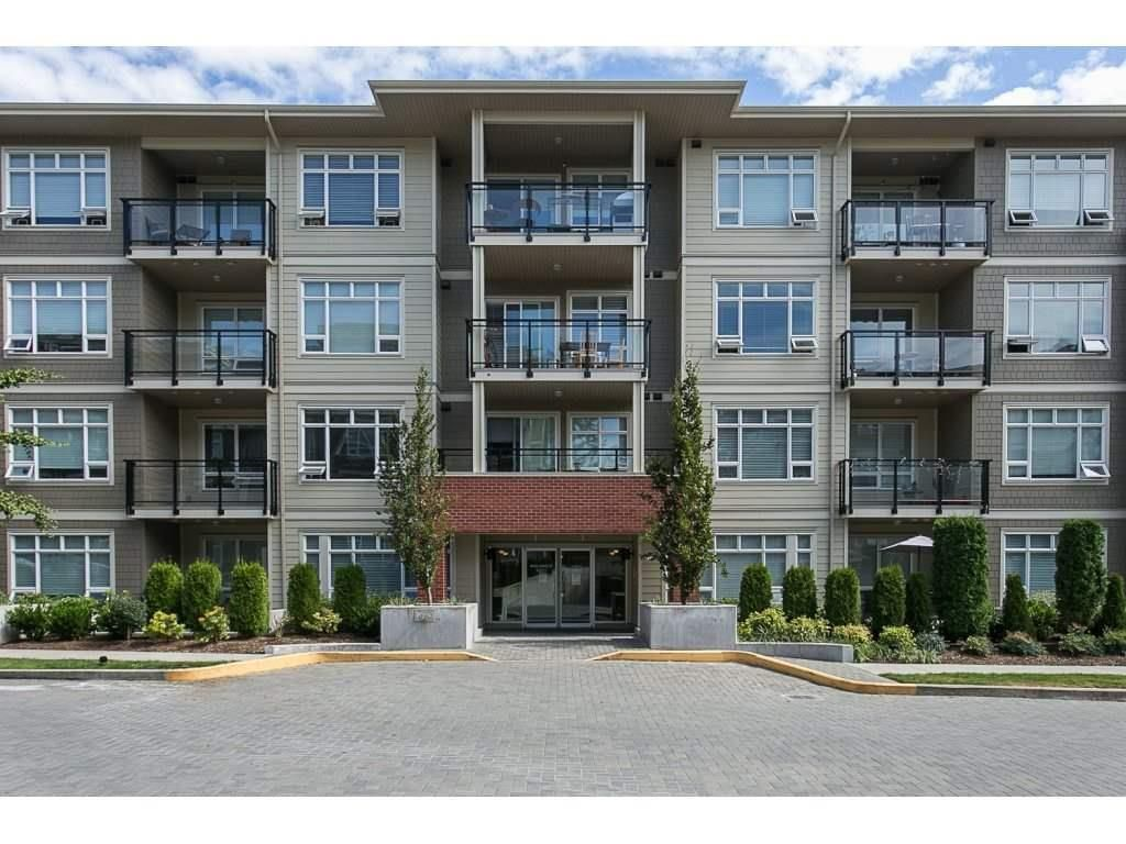 "Main Photo: B106 20211 66 Avenue in Langley: Willoughby Heights Condo for sale in ""ELEMENTS"" : MLS® # R2223975"