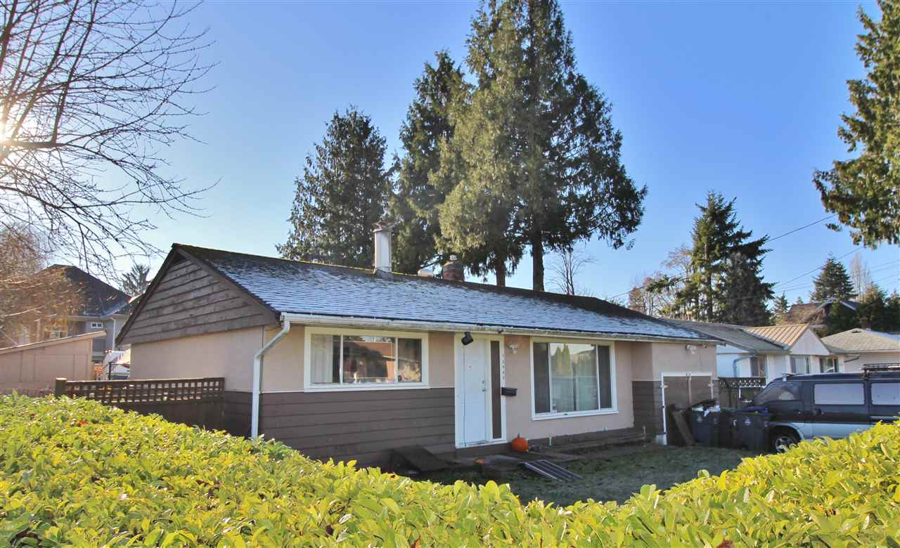 "Main Photo: 12968 107A Avenue in Surrey: Whalley House for sale in ""WHALLEY"" (North Surrey)  : MLS® # R2225164"