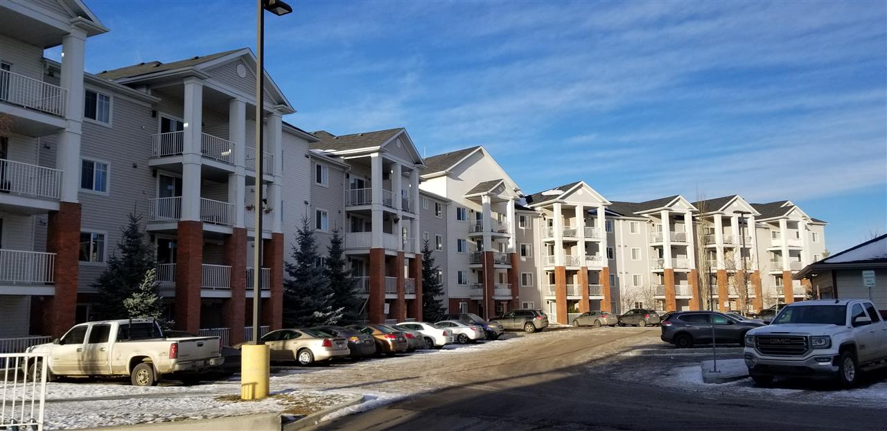Main Photo: 419 920 156 Street in Edmonton: Zone 14 Condo for sale : MLS® # E4091869