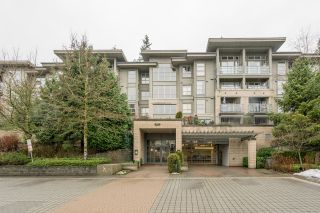 "Main Photo: 108 9329 UNIVERSITY Crescent in Burnaby: Simon Fraser Univer. Condo for sale in ""HARMONY AT THE HIGHLANDS"" (Burnaby North)  : MLS®# R2230435"