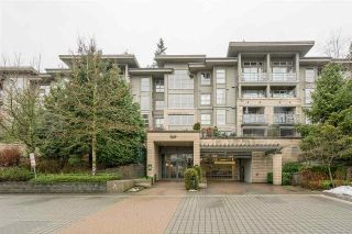 "Main Photo: 108 9329 UNIVERSITY Crescent in Burnaby: Simon Fraser Univer. Condo for sale in ""HARMONY AT THE HIGHLANDS"" (Burnaby North)  : MLS® # R2230435"