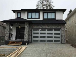 Main Photo: 24955 109 Avenue in Maple Ridge: Thornhill MR House for sale : MLS® # R2238257