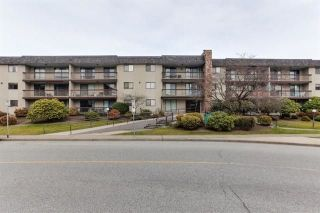"Main Photo: 308 2381 BURY Avenue in Port Coquitlam: Central Pt Coquitlam Condo for sale in ""RIVERSIDE MANOR"" : MLS® # R2249435"