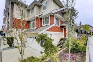 "Main Photo: 15 19455 65 Avenue in Surrey: Clayton Townhouse for sale in ""Two Blue"" (Cloverdale)  : MLS®# R2256056"