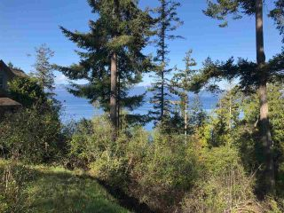 Main Photo: LOT 55 ORCA ROAD in Garden Bay: Pender Harbour Egmont Home for sale (Sunshine Coast)  : MLS®# R2267132
