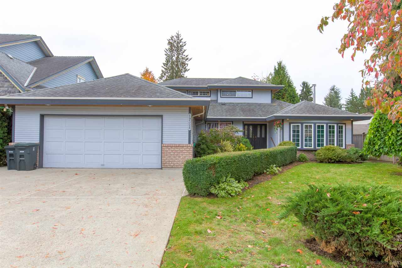 Main Photo: 19328 123 Avenue in Pitt Meadows: Mid Meadows House for sale : MLS®# R2312732