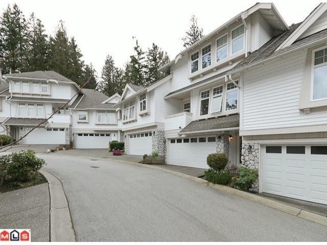 "Main Photo: 74 15037 58TH Avenue in Surrey: Sullivan Station Townhouse for sale in ""WoodBridge"" : MLS® # F1106417"