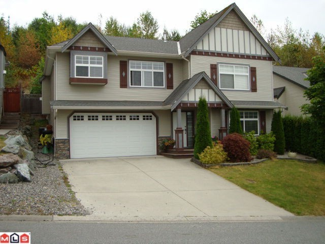 "Main Photo: 3350 GOLDSTREAM Drive in Abbotsford: Abbotsford East House for sale in ""MCKINLEY HEIGHTS"" : MLS®# F1123245"