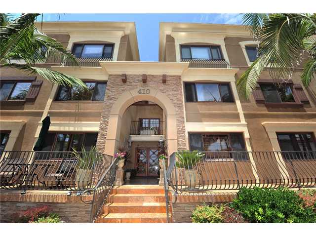 Main Photo: LA JOLLA Home for sale or rent : 2 bedrooms : 410 Pearl #2C