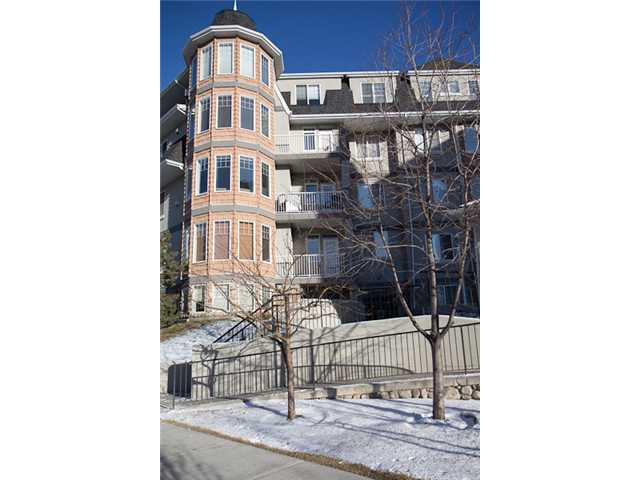 Main Photo: 110 2416 ERLTON Street SW in CALGARY: Erlton Condo for sale (Calgary)  : MLS® # C3504024