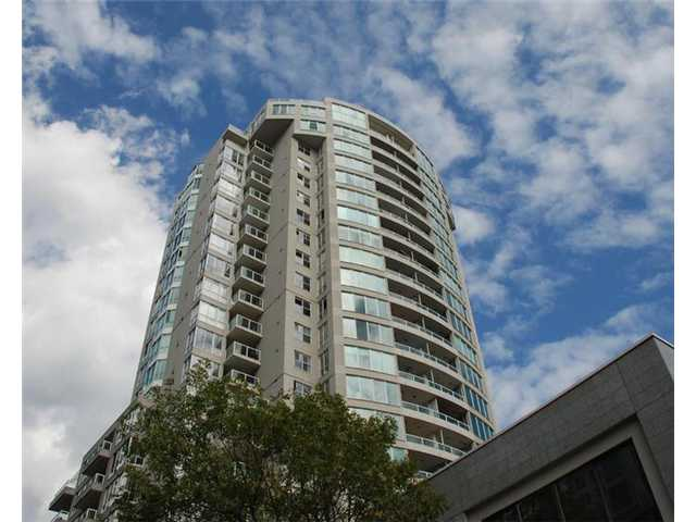 Main Photo: 907 1500 Howe St Street in Vancouver: Yaletown Condo for sale (Vancouver West)  : MLS®# V911663