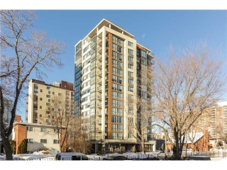 Main Photo: 604 10046 117 Street in EDMONTON: Zone 12 Condo for sale (Edmonton)  : MLS(r) # E3359689