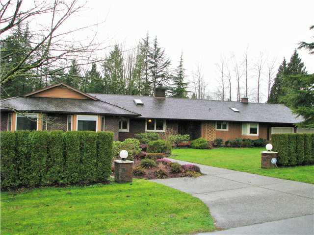 Main Photo: 1949 167TH Street in Surrey: Pacific Douglas House for sale (South Surrey White Rock)  : MLS® # F1432254