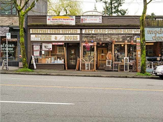 Main Photo: 3660 W 4TH Avenue in Vancouver West: Kitsilano Commercial for sale : MLS® # V4043944