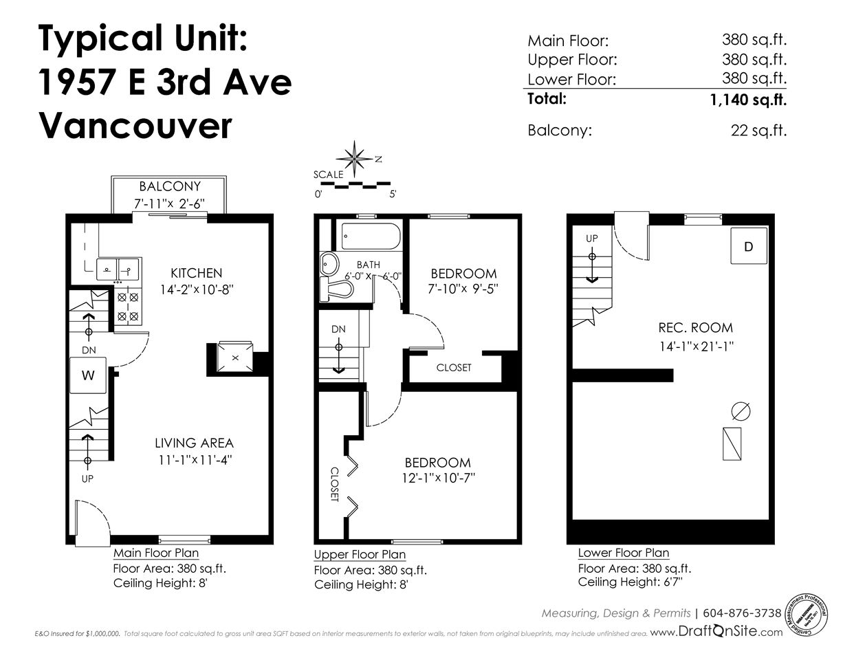 Photo 15: 1957 E 3RD Avenue in Vancouver: Grandview VE Home for sale (Vancouver East)  : MLS® # R2069507
