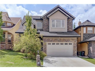 Main Photo: 111 COUGAR PLATEAU Circle SW in Calgary: Cougar Ridge House for sale : MLS(r) # C4066008