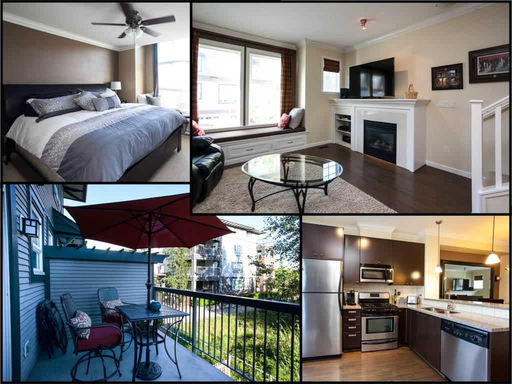 "Main Photo: 87 18777 68A Avenue in Surrey: Clayton Townhouse for sale in ""COMPASS"" (Cloverdale)  : MLS(r) # R2081023"