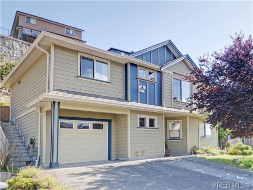 Main Photo: 617 Kingsview Ridge in VICTORIA: La Mill Hill Single Family Detached for sale (Langford)  : MLS(r) # 369302