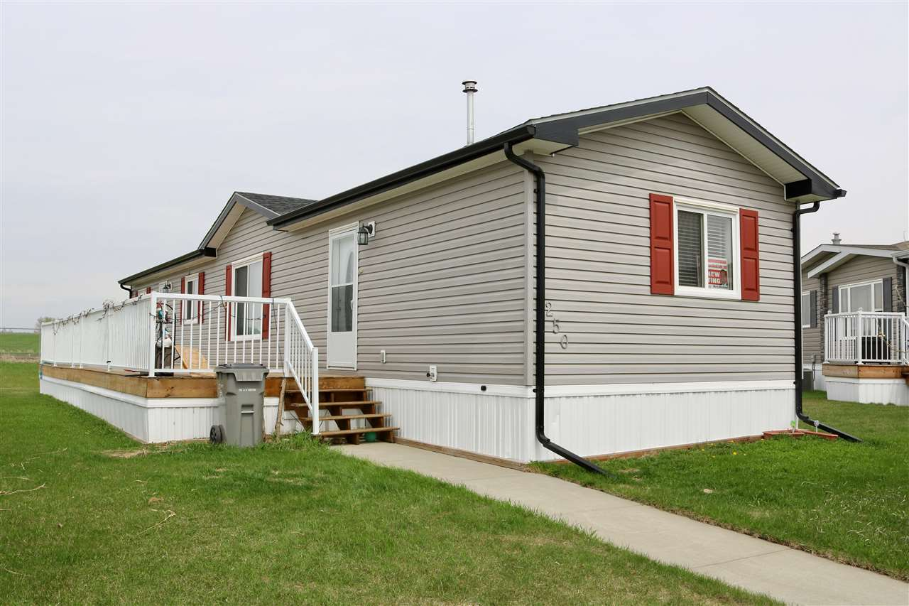 Main Photo: 1250 53222 Range Road 272: Rural Parkland County Mobile for sale : MLS® # E4046179
