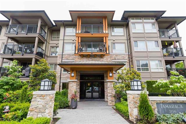 Main Photo: 110 3156 DAYANEE SPRINGS Boulevard in Coquitlam: Westwood Plateau Condo for sale : MLS® # R2137060