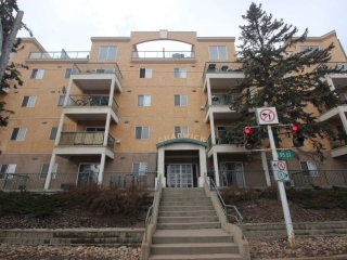 Main Photo: 407 10118 95 Street in Edmonton: Zone 13 Condo for sale : MLS(r) # E4052981