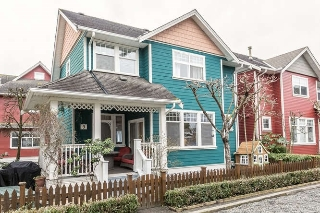 "Main Photo: 9 6333 PRINCESS Lane in Richmond: Steveston South Townhouse for sale in ""LONDON LANDING"" : MLS® # R2148610"