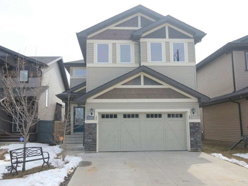 Main Photo: 3684 Goodridge Crescent in Edmonton: Zone 58 House for sale : MLS(r) # E4060697