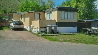 Main Photo: D6 7155 Dallas Drive in KAMLOOPS: Dallas Manufactured Home for sale (Kamloop[s)  : MLS(r) # 140523