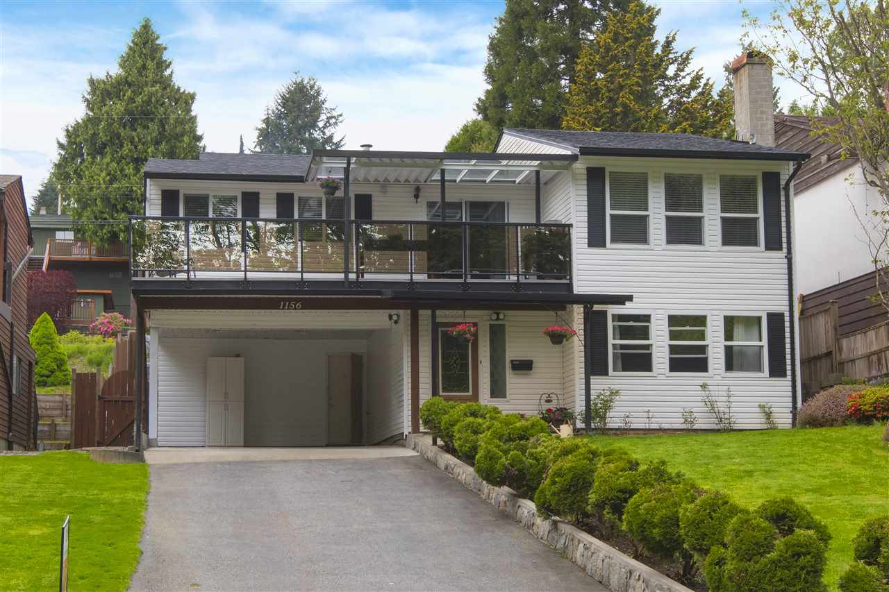"Main Photo: 1156 HEYWOOD Street in North Vancouver: Calverhall House for sale in ""QUEENSBURY"" : MLS®# R2169906"