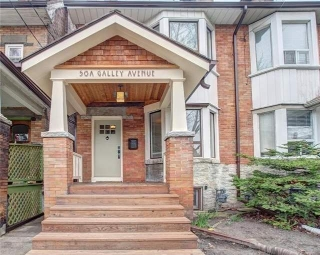 Main Photo: 50A Galley Avenue in Toronto: Roncesvalles House (2 1/2 Storey) for sale (Toronto W01)  : MLS(r) # W3817910