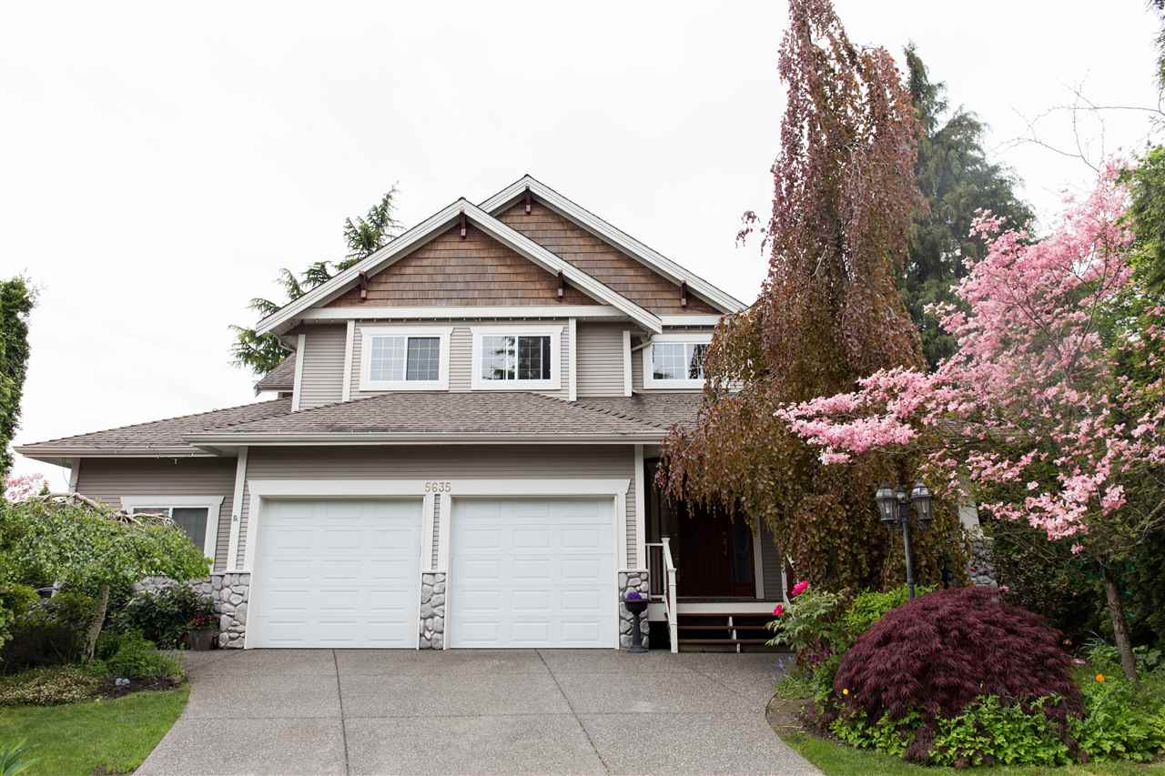 Main Photo: 5635 182A Street in Surrey: Cloverdale BC House for sale (Cloverdale)  : MLS(r) # R2171500
