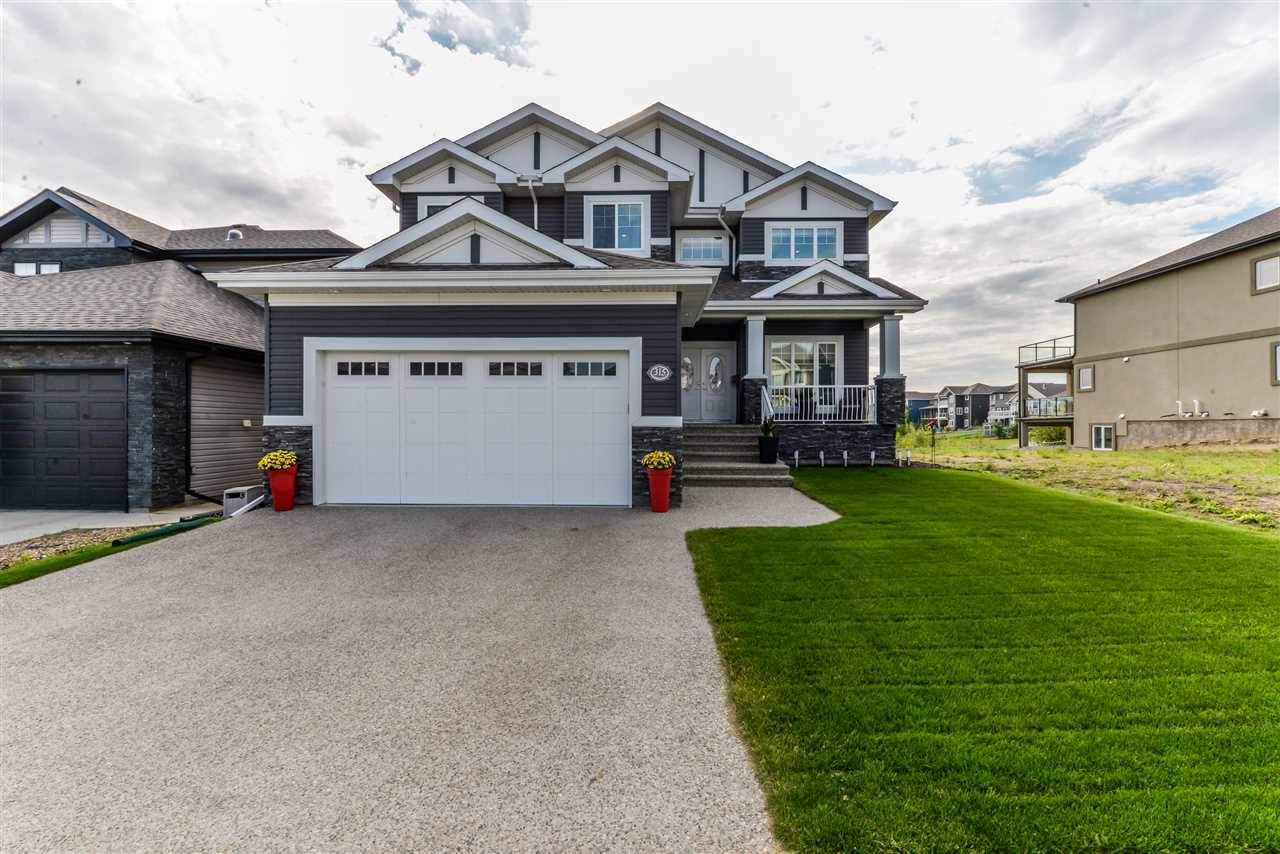 Main Photo: 315 CAMPBELL Drive: Sherwood Park House for sale : MLS® # E4068823