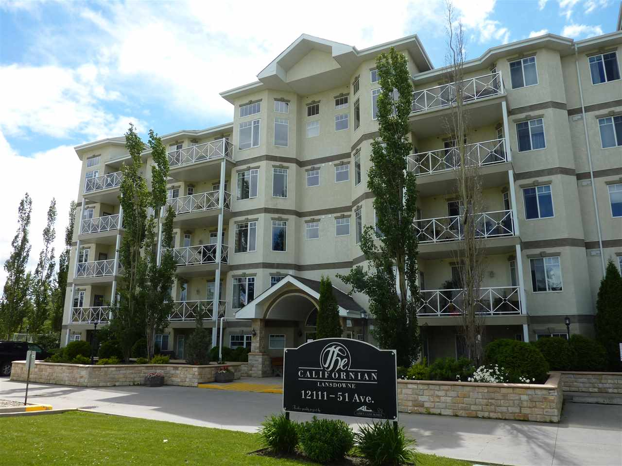 Main Photo: 316 12111 51 Avenue in Edmonton: Zone 15 Condo for sale : MLS(r) # E4070313
