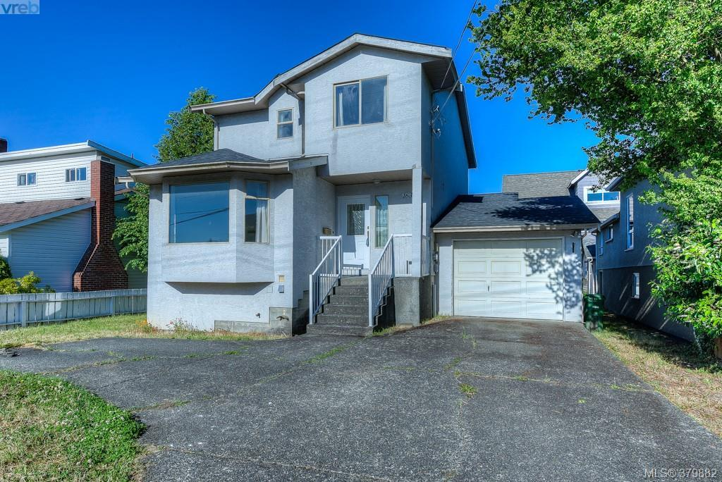 Main Photo: 1633 Foul Bay Road in VICTORIA: OB North Oak Bay Single Family Detached for sale (Oak Bay)  : MLS(r) # 379882