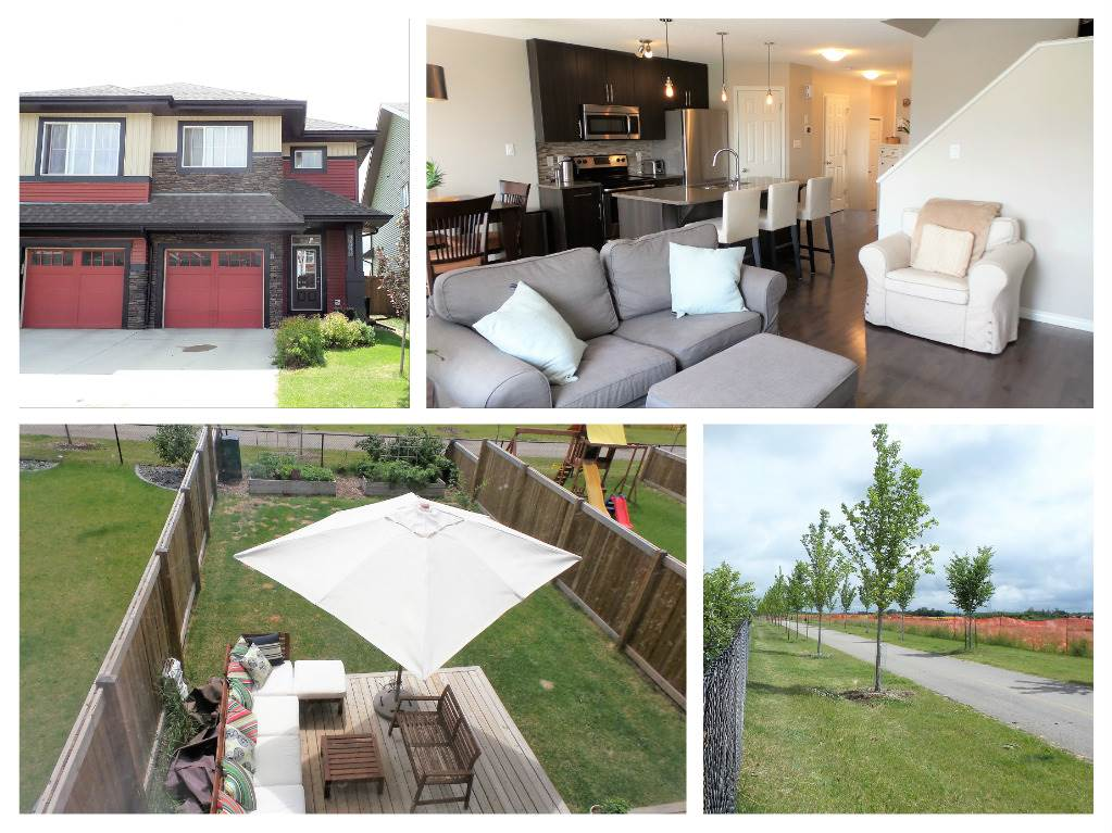 Main Photo: 4697 CRABAPPLE Run in Edmonton: Zone 53 House for sale : MLS(r) # E4071201