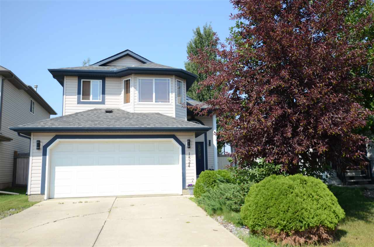 Main Photo: 1524 BRECKENRIDGE Close in Edmonton: Zone 58 House for sale : MLS(r) # E4073977