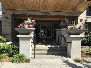 "Main Photo: 212 13339 102A Avenue in Surrey: Whalley Condo for sale in ""Element"" (North Surrey)  : MLS® # R2193846"