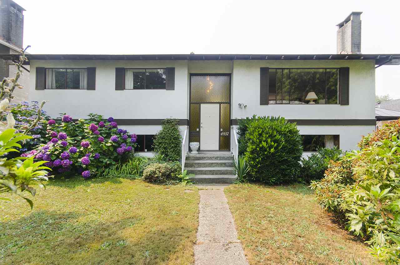 Main Photo: 4937 WILLINGDON Avenue in Burnaby: Garden Village House for sale (Burnaby South)  : MLS® # R2195224