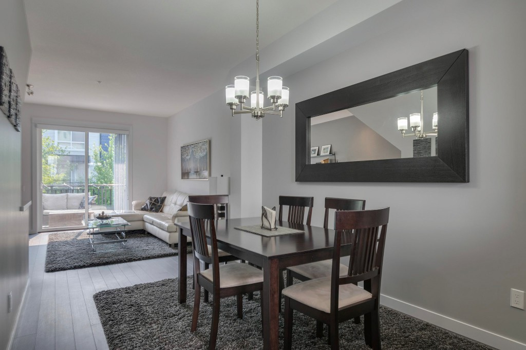 "Photo 12: 40 2310 RANGER Lane in Port Coquitlam: Riverwood Townhouse for sale in ""Fremont Blue by Mosaic"" : MLS® # R2195292"