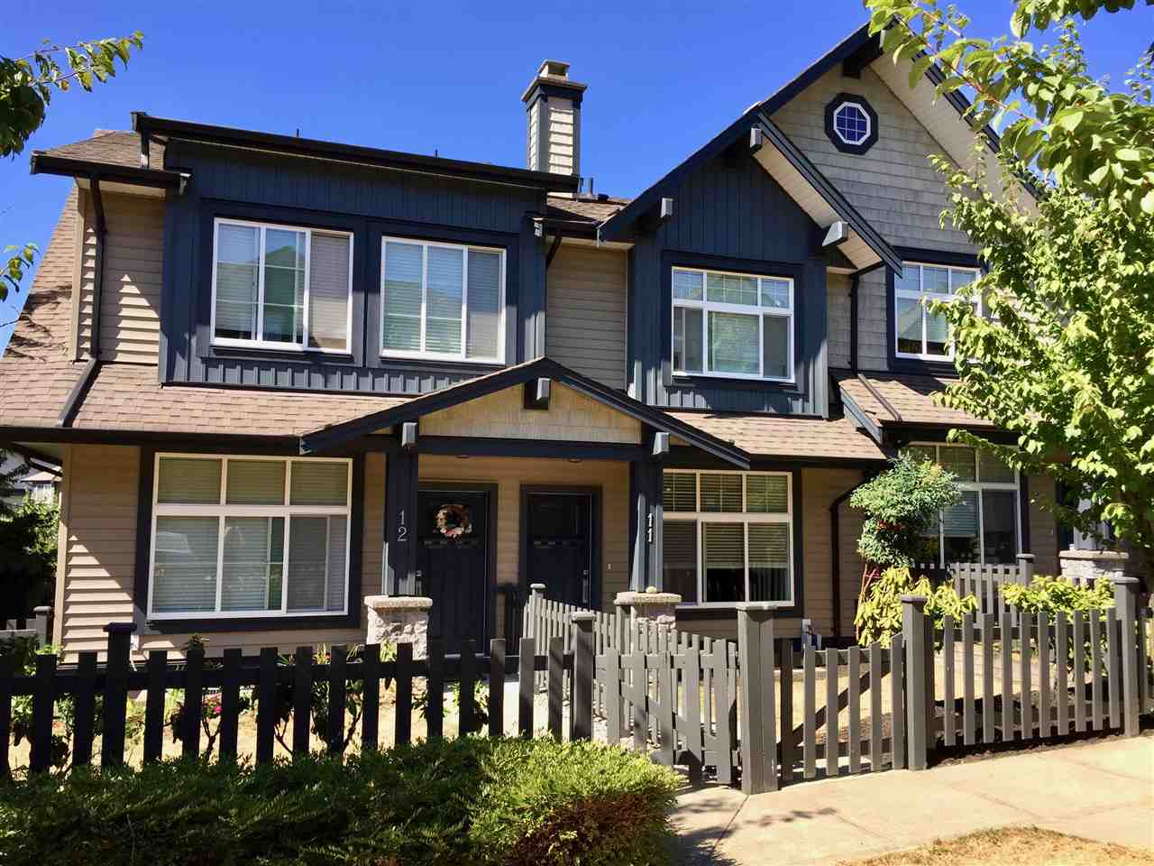 "Main Photo: 11 13819 232 Street in Maple Ridge: Silver Valley Townhouse for sale in ""Brighton by Portrait"" : MLS® # R2205133"