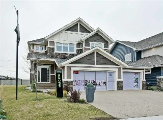 Main Photo:  in Edmonton: Zone 56 House for sale : MLS® # E4085413